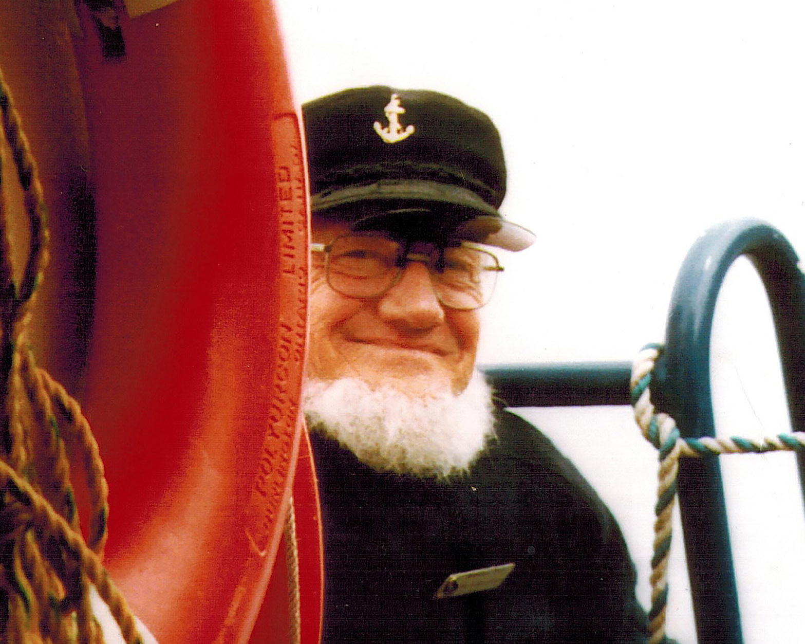 Captain Joe Van Schaick, circa 2003