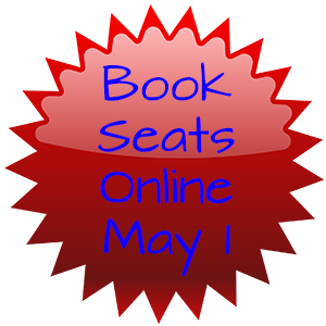 Book Seats Online Now
